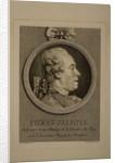 Portrait of the singer and composer Pierre de Jélyotte by Anonymous