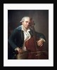 Portrait of the cellist and composer Jean-Louis Duport by Anonymous