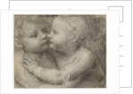 The Infants Christ and Saint John the Baptist Embracing by Anonymous
