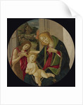 Virgin and child with John the Baptist as a Boy and Saint Francis receiving the Stigmata by Anonymous