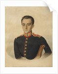 Portrait of Count Ivan Grigoryevich Nostitz by Anonymous