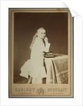 Portrait of Vera Alexandrovna Pushkina by Anonymous