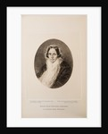 Portrait of Countess Maria Nikolayevna Volkonskaya by Anonymous