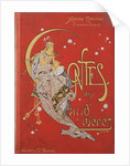 Cover design for Contes des Grand Meres by Xavier Marmier by Anonymous