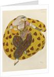 Costume design for the ballet Scheharazade by N. Rimsky-Korsakov by Anonymous