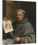 Portrait of Fra Bonaventura Bisi, called Il Pittorino by Anonymous