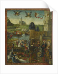 The Martyrdom of Saint Ursula and the Eleven Thousand Virgins of Cologne by Anonymous