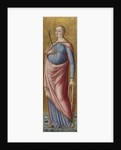 Saint Catherine of Alexandria by Anonymous