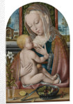 The Virgin and Child by Anonymous