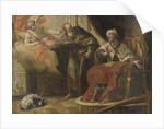King David and Ahitophel by Anonymous