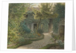 House of Théodore Rousseau in Barbizon by Anonymous