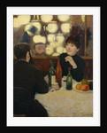At the Café de la Nouvelle Athènes by Anonymous