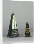 Metronome by Johann Maelzel by Anonymous