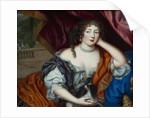 Portrait of Louise Renée de Penancoët de Kérouaille, Duchess of Portsmouth by Anonymous