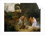 The Adoration of the Shepherds by Anonymous