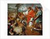 The Animals Board Noahs Ark by Anonymous