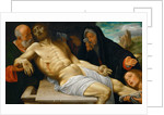 The Lamentation over Christ by Anonymous