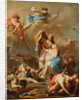 Apollo and Diana Punishing Niobe by Killing her Children by Anonymous