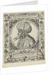 Portrait of Sultan Bayezid I by Anonymous