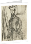 Portrait of Paul Alexandre by Anonymous