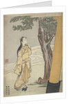 Visit to a Shrine at the Hour of the Ox (Ushi no toki mairi) by Anonymous