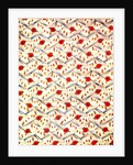 Cotton Print by Anonymous