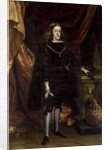 Portrait of Charles II of Spain by Anonymous
