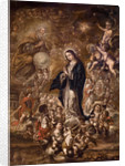 The Immaculate Conception by Anonymous