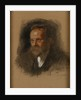 Portrait of Nikolai Alexandrovich Morozov by Anonymous