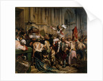 The Vanquishers of the Bastille before the Hôtel de Ville, July 14, 1789 by Anonymous
