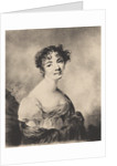 Portrait of Natalia Vasilyevna Bulgakova, née Khovanskaya by Anonymous