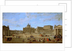 Piazza San Pietro, Rome by Anonymous
