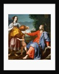 Christ and the Samaritan Woman by Anonymous