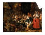 The Witches Kitchen by Anonymous
