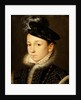 Portrait of King Charles IX of France by Anonymous