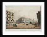 View of Sadovaya Street in Saint Petersburg by Anonymous