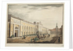 View of the New Arsenal on Liteyny Avenue by Anonymous