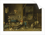 Kitchen, 1646 by Anonymous