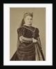 Marie Sasse as Elisabeth de Valois, in Opera Don Carlos by Giuseppe Verdi. Paris, Théâtr by Anonymous