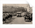 The Soviet Red Army in Vilnius, 1940, 1940 by Anonymous