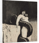 Sensuality, 1894 by Anonymous
