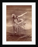Opera singer Lilli Lehmann as Woglinde in opera Das Rheingold by Richard Wagner. Bayreut by Anonymous
