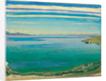 Lake Geneva seen from Chexbres, 1904-1905 by Anonymous