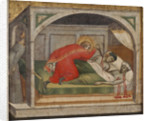 Saint Julian Having Killed His Parents by Anonymous