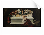 The Entombment of Christ, ca 1538 by Anonymous