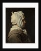Portrait of Lemonnier with bandaged head, 1775 by Anonymous