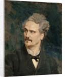 Portrait of Henri Rochefort, c. 1882 by Anonymous