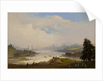 View of the Constantinople, 1843 by Anonymous