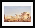 The Parthenon, 1843 by Anonymous