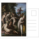 Diana and Actaeon, ca 1580-1585 by Anonymous